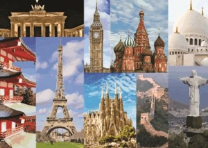 Cartolina 9 lingue