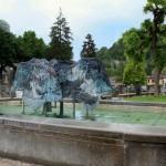 Tredozio, la fontana Tre-doti