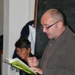 Andrea Ferretti legge il suo racconto