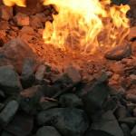 Il fuoco del vulcano di Tredozio