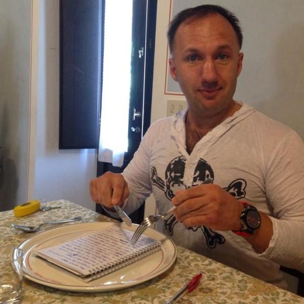 Chernyshov – письмо