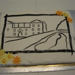 torta per Extra Class Italia