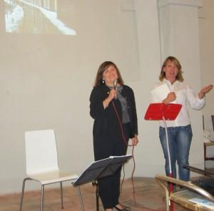 Carla Benedetti e Lena