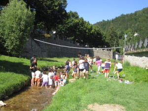 Summer School - Pirate boat race