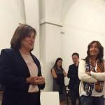 Carla Benedetti e Simona Berardi