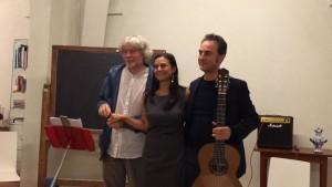 Poverin, Monica e Donato