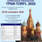 Torfl 2020 settembre