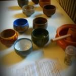 Le tazze della cerimonia del the di Gino Geminiani