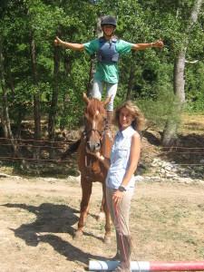 Corso equitazione