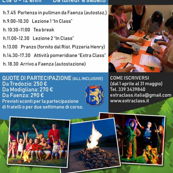 English Summer Camp 2019