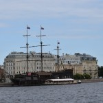 St. Petersburg Aug 2018 -