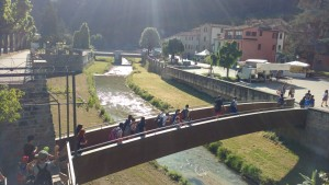 Arriving in Tredozio
